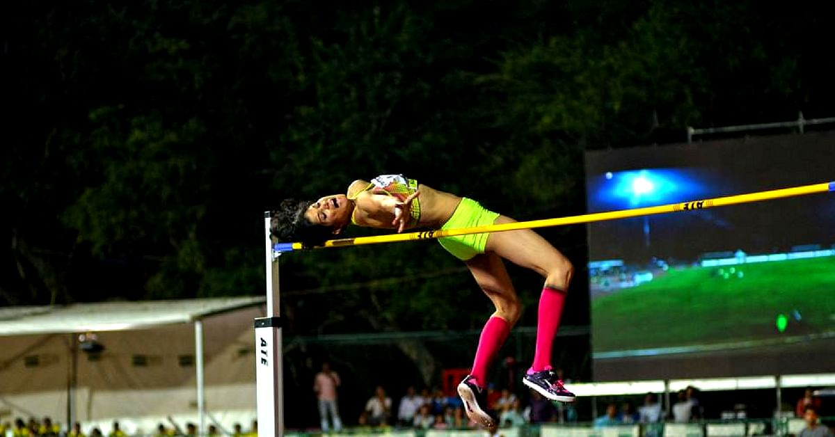 High jump champ Sahana Kumari feels the certifications shall augment the standard of coaching. Image Credit: Facebook