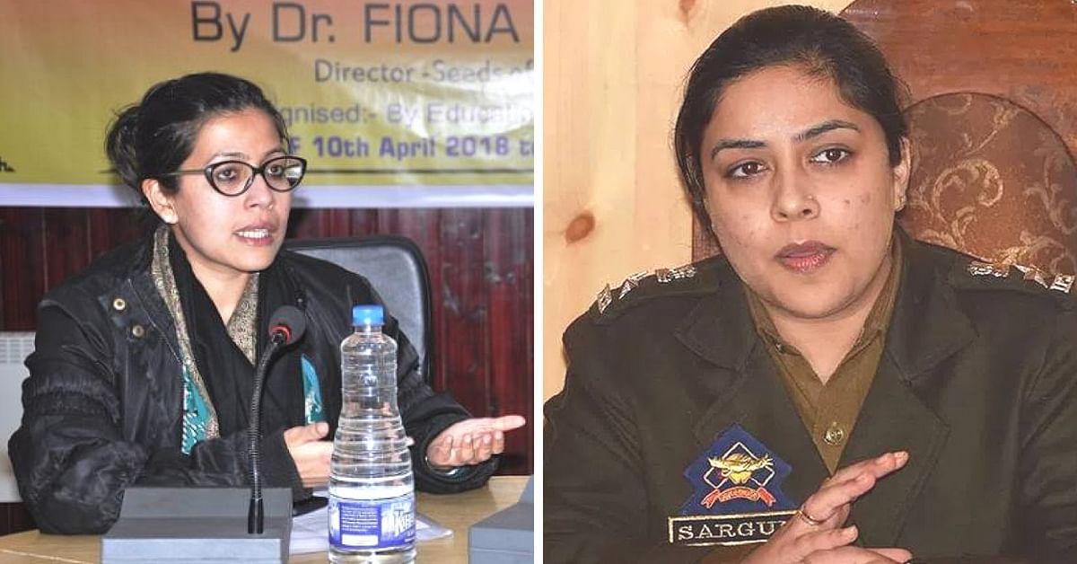 Meet IAS Avny Lavasa & IPS Sargun Shukla: The Ladies Driving Change
