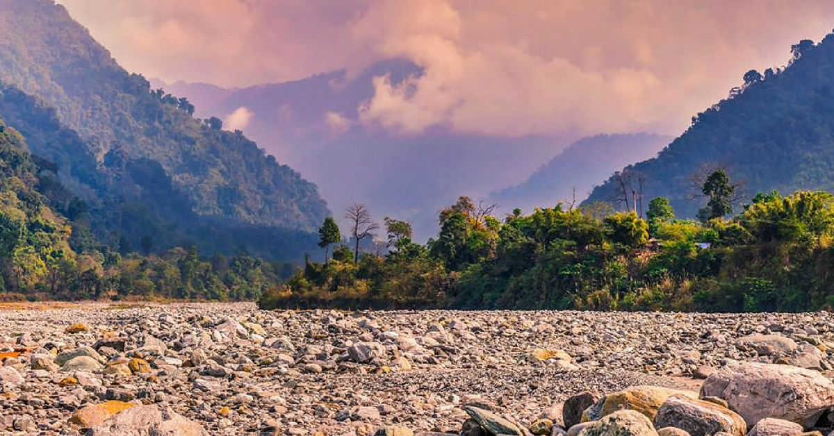 Located in the Lower Dibang Valley in Arunachal Pradesh, Roing is the favourite of nature lovers and wildlife enthusiasts. Image Credit: Sabbir Ikbal