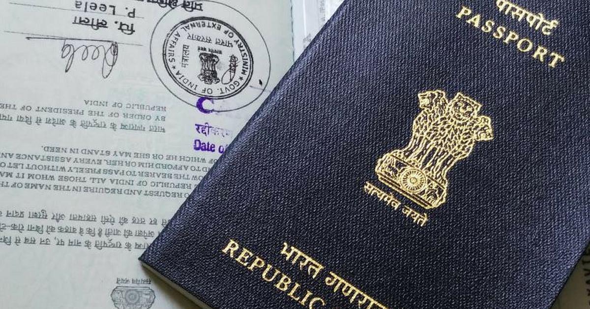 NRIs passports Govt