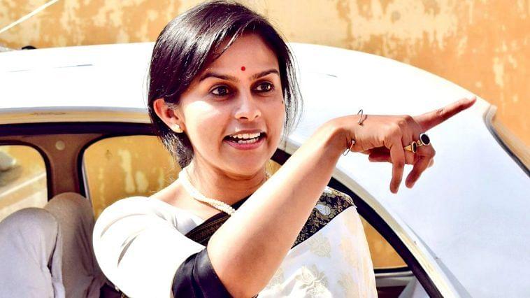 Priyanka Shukla (Source: Twitter/Priyanka Shukla)
