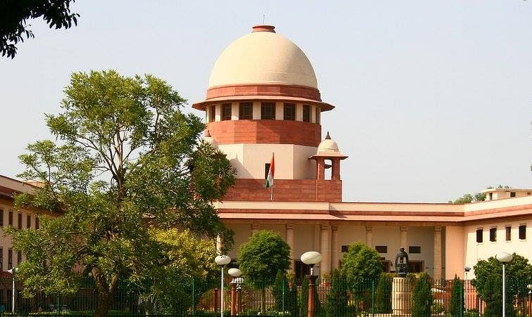 Supreme Court of India (Source: Wikimedia Commons)