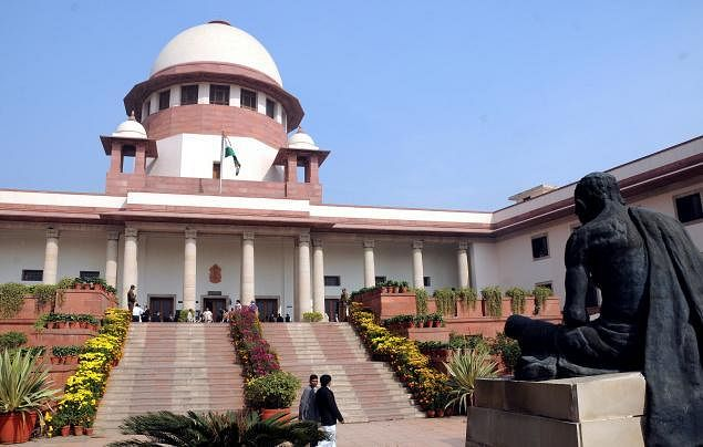 Supreme Court of India (Source: Facebook)