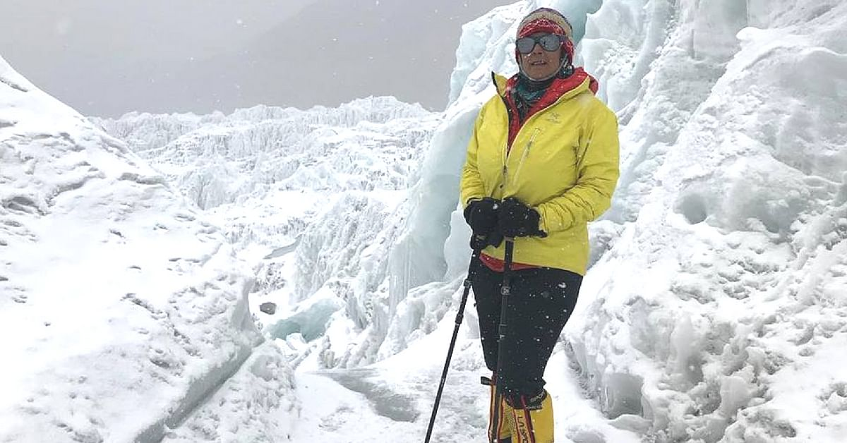 This Amazing 53-Year-Old From J&K Is India's Oldest Woman to Conquer Mt Everest!