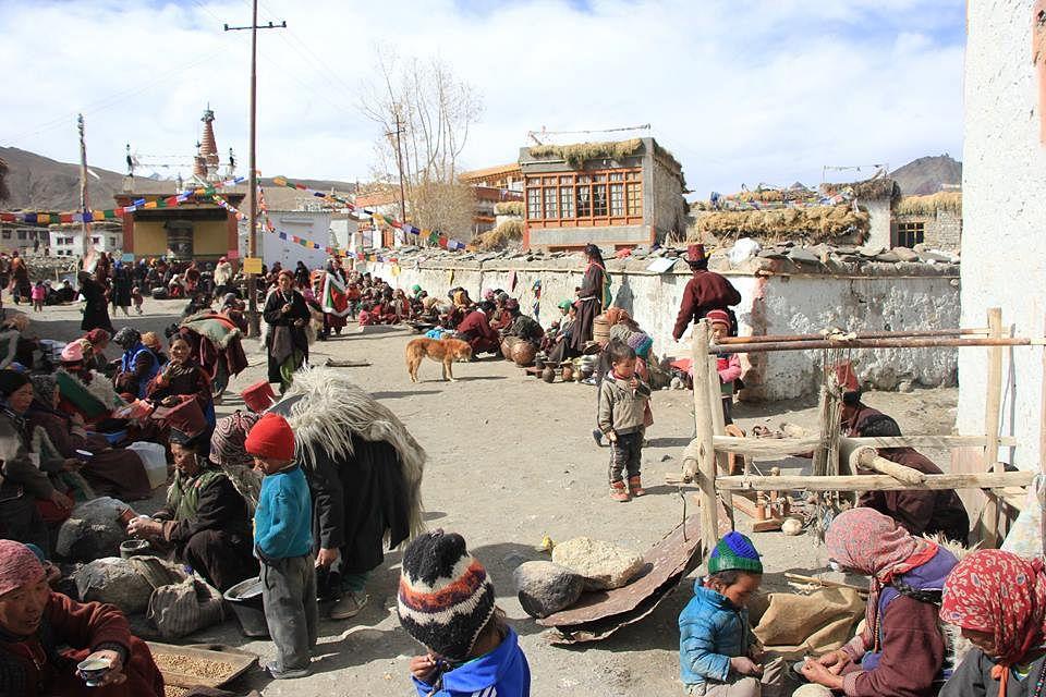 Gya village today. (Source: Facebook/Stanzin Dorjai Gya)
