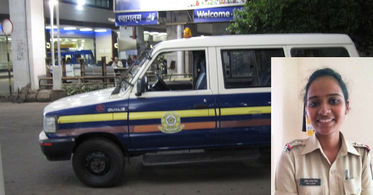 Mumbai Cop Goes Beyond Call of Duty, Breaks Law to Save Senior Citizen's Life!