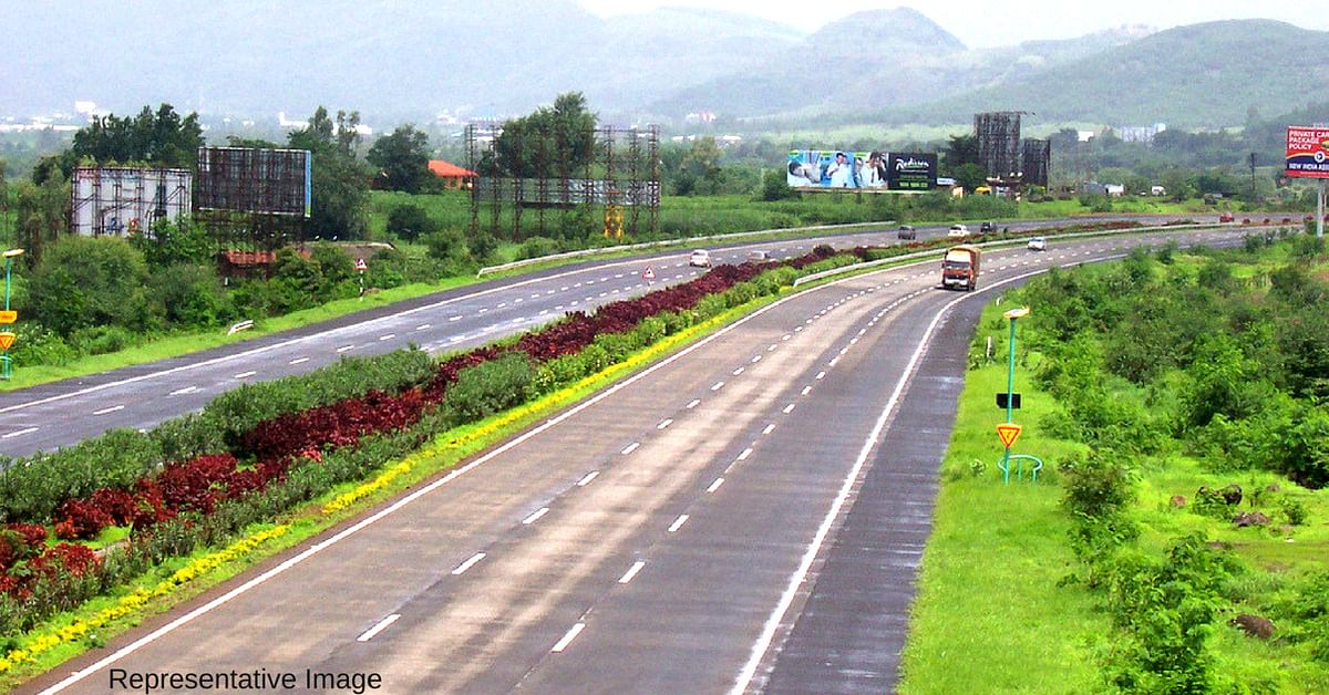 The Mumbai-Nagpur Super Communication Expressway will reduce travel times considerably, amongst other things. Representative image only. Image Credit: Rohit Patwardhan (Wikimedia Commons)
