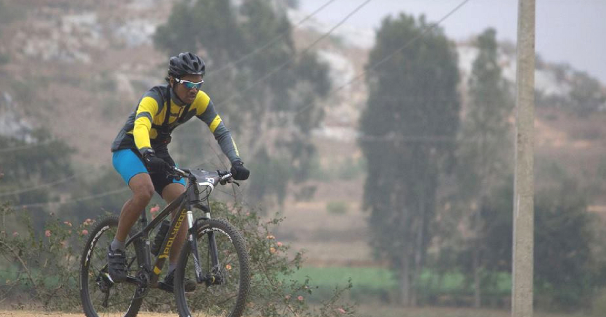 The mountain biking event in Sikkim will cover approximately 330 km in 4 days. Representative image only. Image Credit: Preetham Kumar