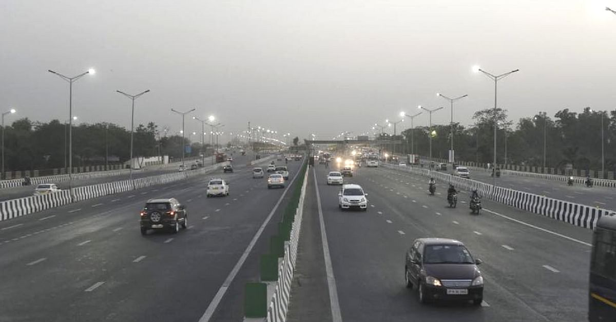 There will be no signals on the Delhi-Meerut expressway, thus reducing travel time dramatically. Image Credit: Manjinder Singh Sirsa