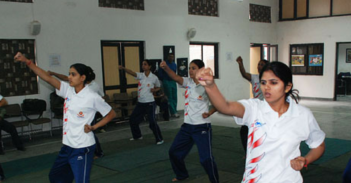 Self-Defence Training Camp for Women and Girls in Delhi. Enrol Today!
