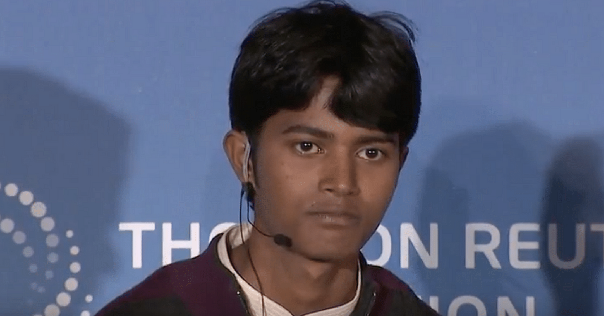 Rescued From a Coal Mine, This Former Child Labourer Is Now a DU Grad!