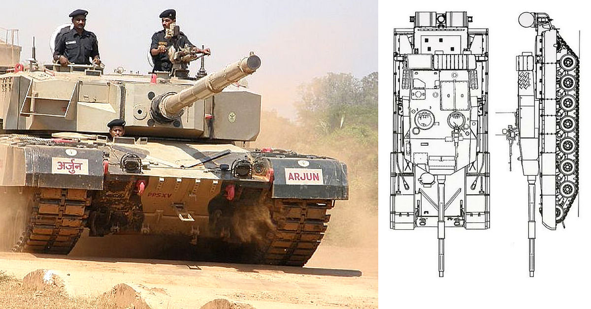 The ARJUN Tank-2 DRDO awards to Two Chennai Scientists