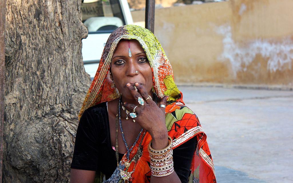 Smoking a bidi. For representational purposes only. (Source: Flickr/Nagarjun)