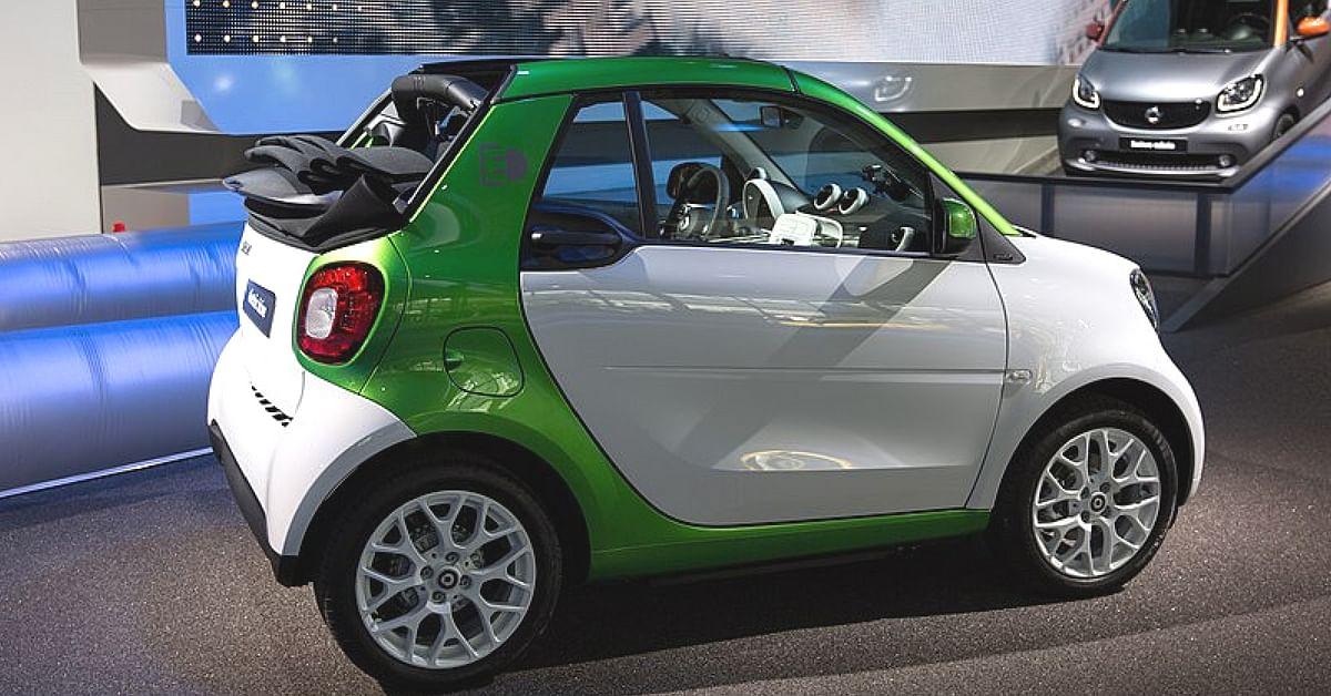 Average Max Range Electric Car
