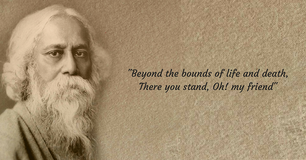 Death And Grief How Rabindranath Became Gurudev Tagore