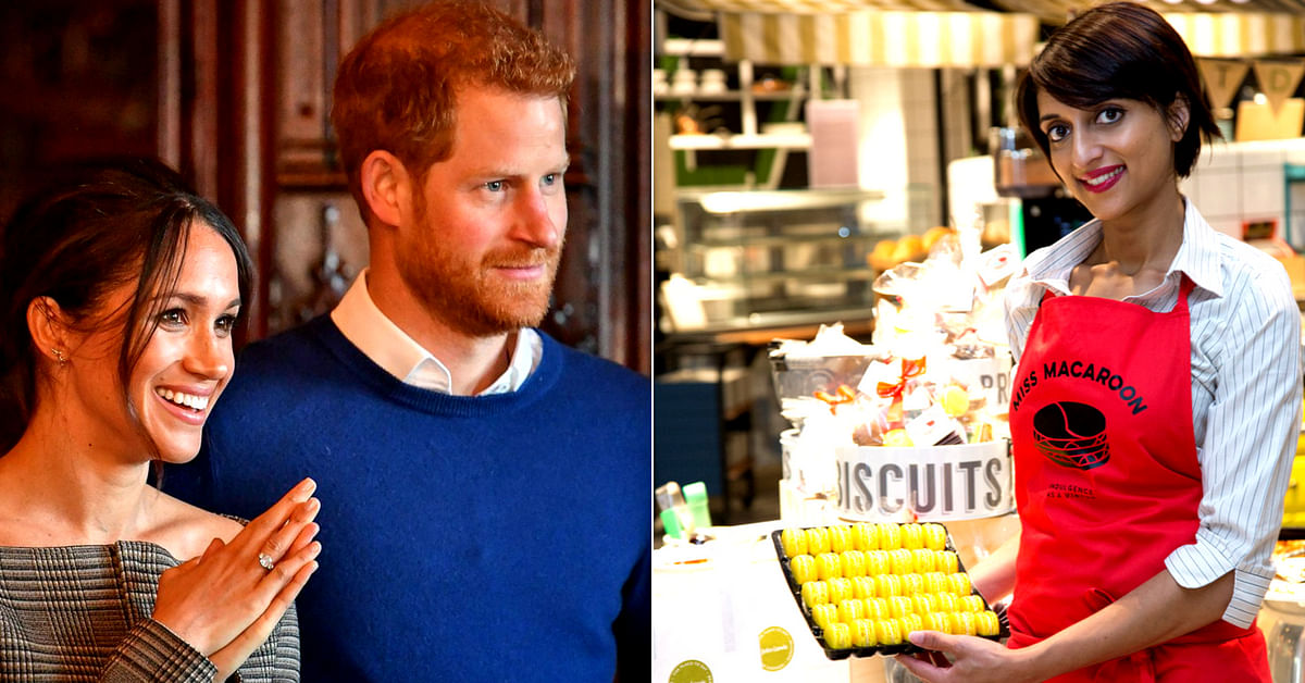 Here's Why This Indian-Origin Pastry Chef Has Been Invited to Prince Harry's Wedding!