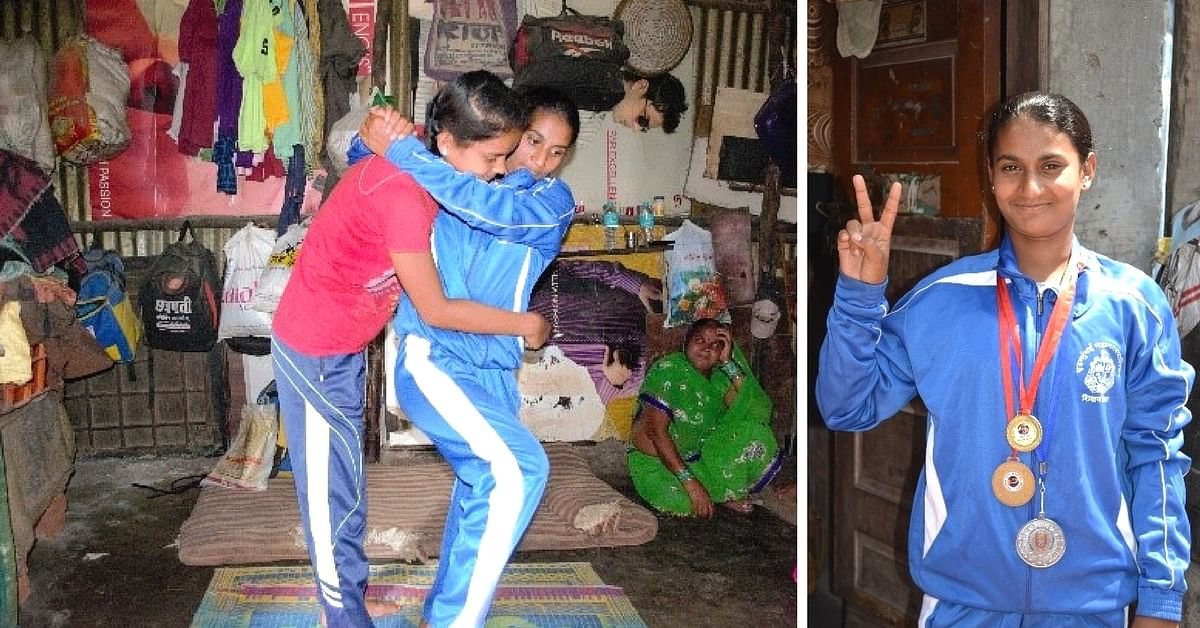 How one Initiative Saved a Girl from Child Marriage & Made her a Gold Medallist Wrestler!