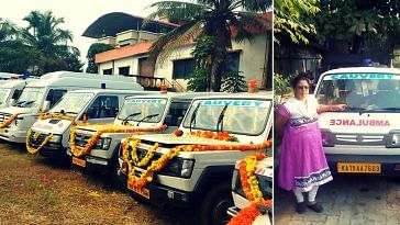 mangaluru ambulance mother
