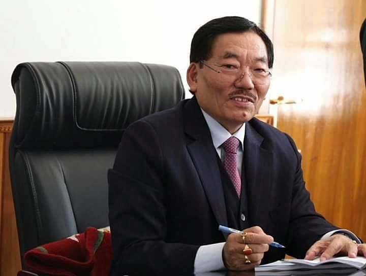 Chief Minister Pawan Kumar Chamling. (Source: Facebook/Pawan Kumar Chamling)