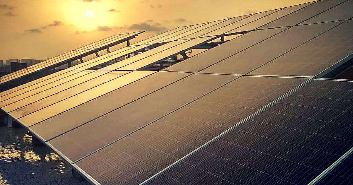 solar energy electricity bills
