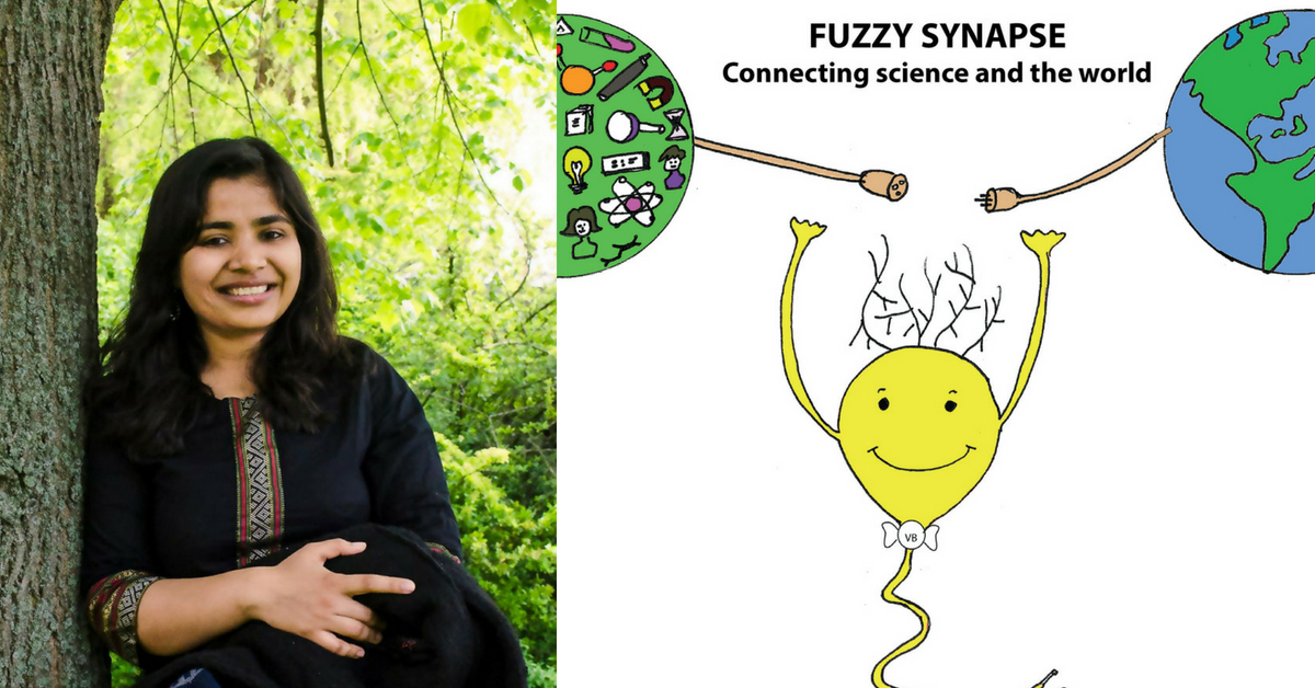 Indian-Origin Scientist is Simplifying Science With a Pinch of Art & Humour!