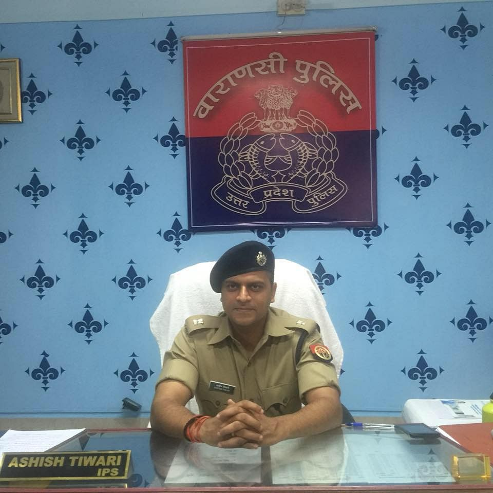 IPS Ashish Tiwari - UP (1)