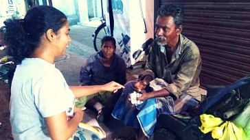 Chennai homeless leprosy