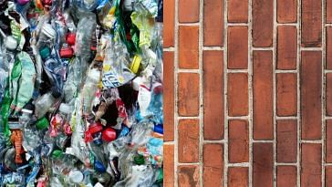 IIT R team develops method to turn waste into bricks