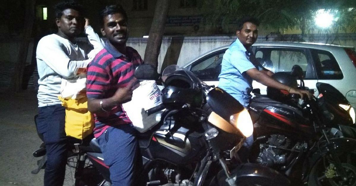 Chennai homeless leprosy