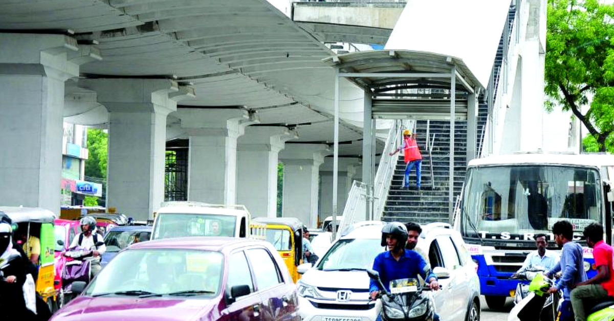 You Can Now Rent An E-Car From Metro Station At Just ₹ 40