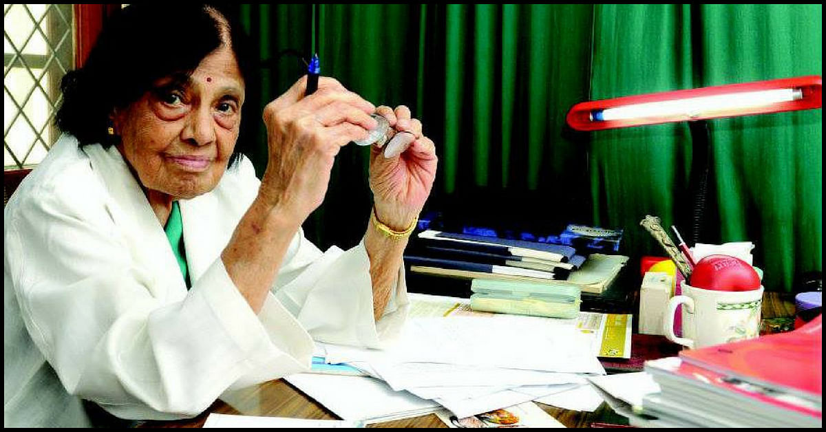 A Woman of Many Firsts: Meet India's First and Oldest Cardiologist!