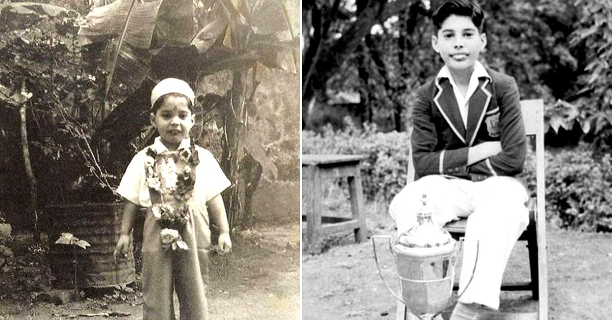 As a young boy, Mercury spent time in Panchgani, at a boarding school.Image Credit: Groovy History & Freddie Mercury.