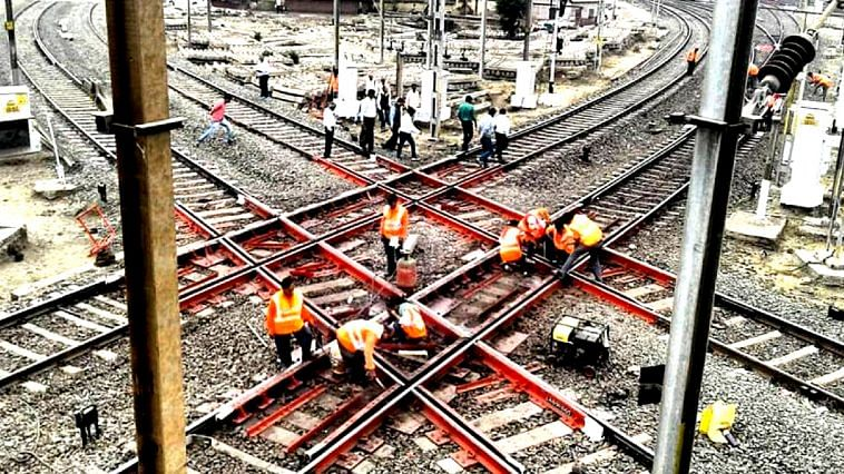 Avoid booking without checking, as the Railways is carrying out maintenance work! Image Credit:- Incredible_indianrailways_1010