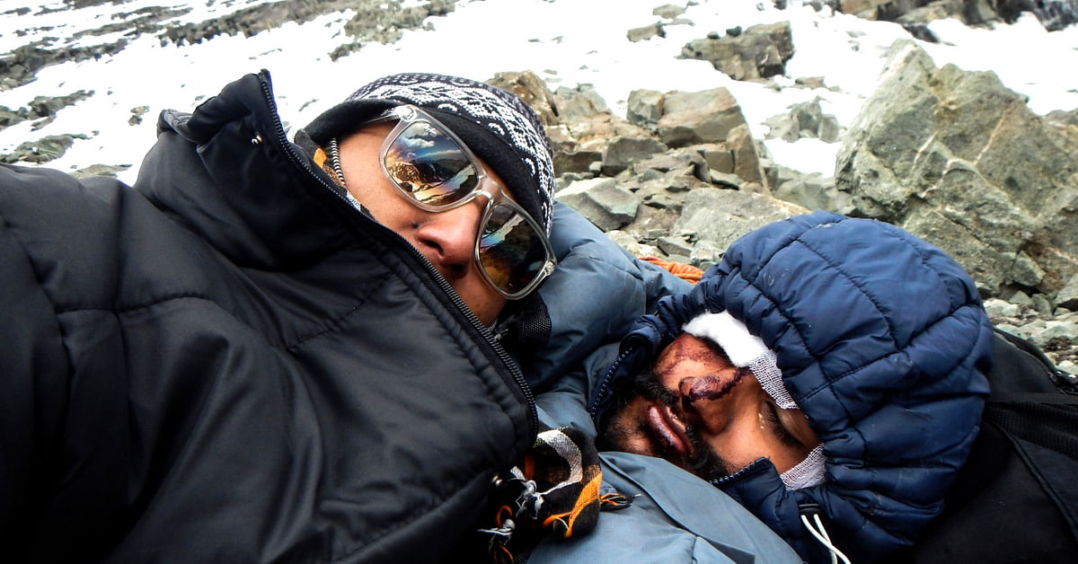 This Student Saved a Trekker's Life on Ladakh's Stok Kangri; Now Hopes To Find Him!