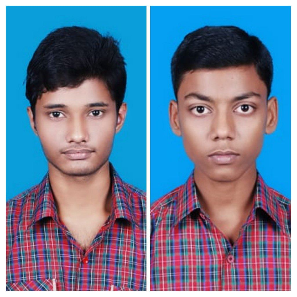 Nikhil Nischhal and Siddhant Prasad (Source: Twitter/Central Coalfields Limited)