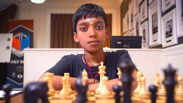 Chennai's Rameshbabu Praggnanandhaa is the second youngest Grandmaster, in the world. Image Credit: Shree
