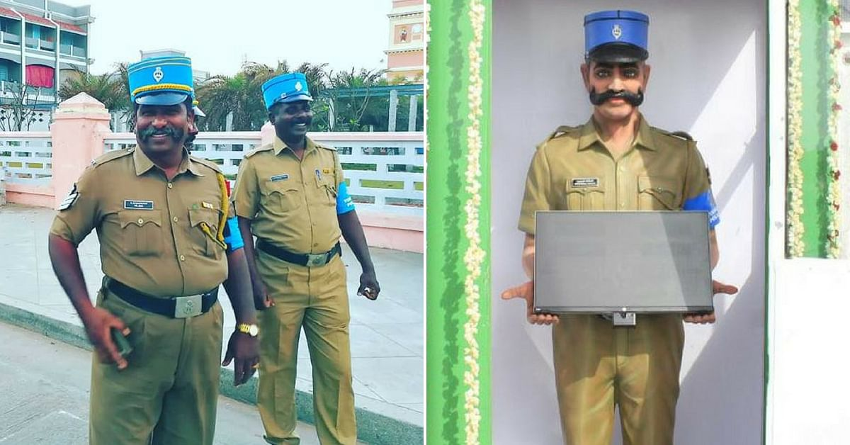 Heading to Pondicherry? Robocop Constable Singham Will Answer All your Queries!