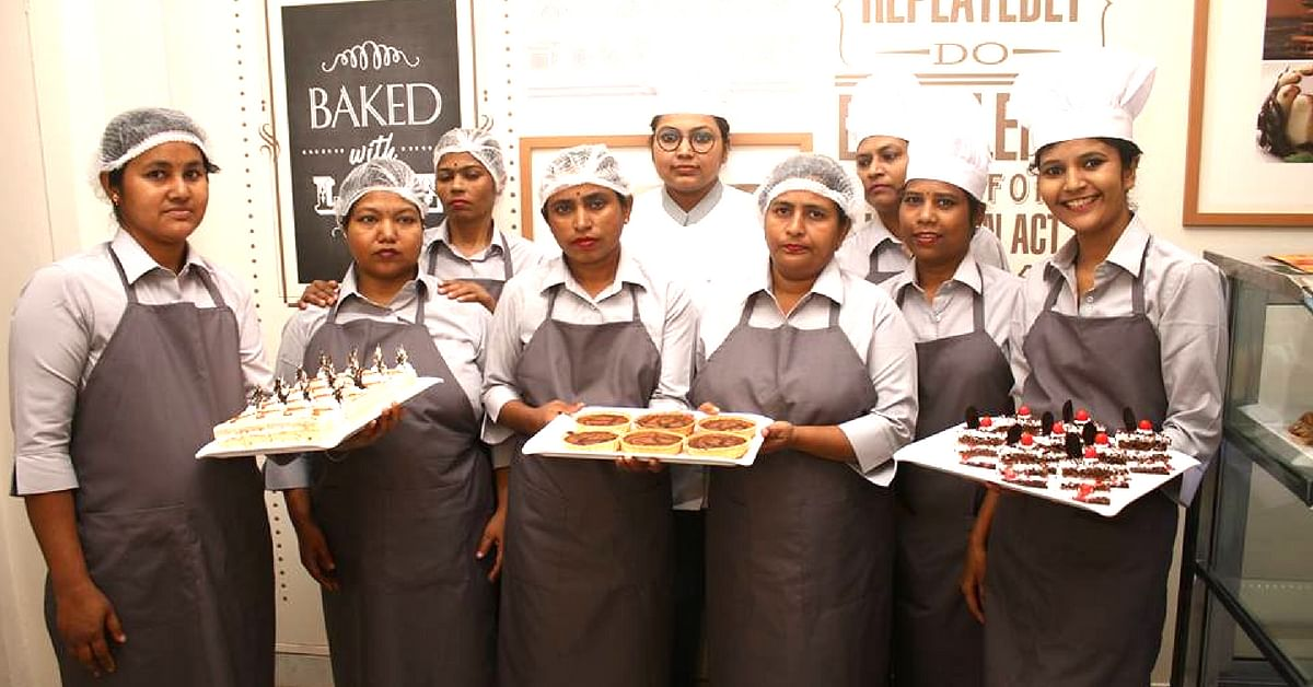 Crust & Core cafe, in Kolkata, has a vibrant and energetic team.Image Credit: Crust & Core.
