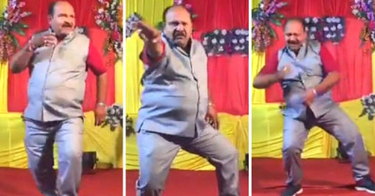 The 'Dancing Uncle' Making the Nation Smile? Meet India's New Viral Sensation!