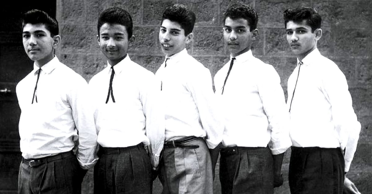 During his school days in Panchgani, Mercury was part of a band called 'The Hectics'.Photo of 'The Hectics', courtesy the band. Image Credit:- Freddie Mercury Fanpage.
