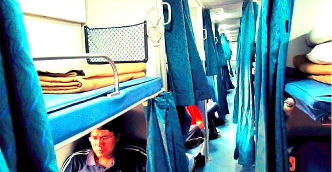Expect cleaner blankets in the AC coaches of the Indian Railways. Representative image only. Image Credit