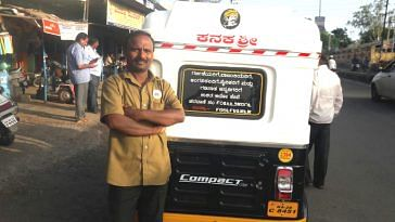 For Munnesa Managuli from Karnataka, service above self is a way of life! Image Credit:Munnesa Managuli