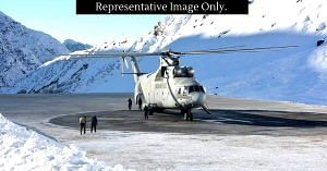 For pilgrims heading for the Kailash Mansarovar Yatra, the IAF has an airbridge. Representative Image Only. Image Credit.