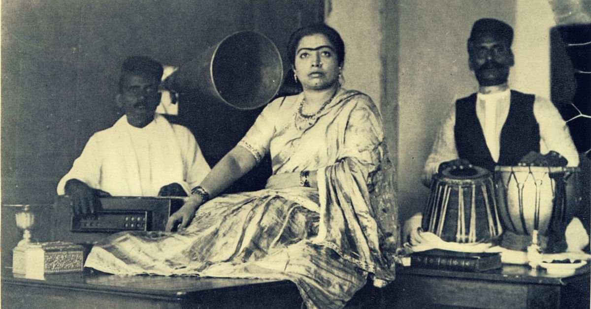 Google Doodle Honours Gauhar Jaan: 7 Facts About India's Fiesty Gramophone Girl!