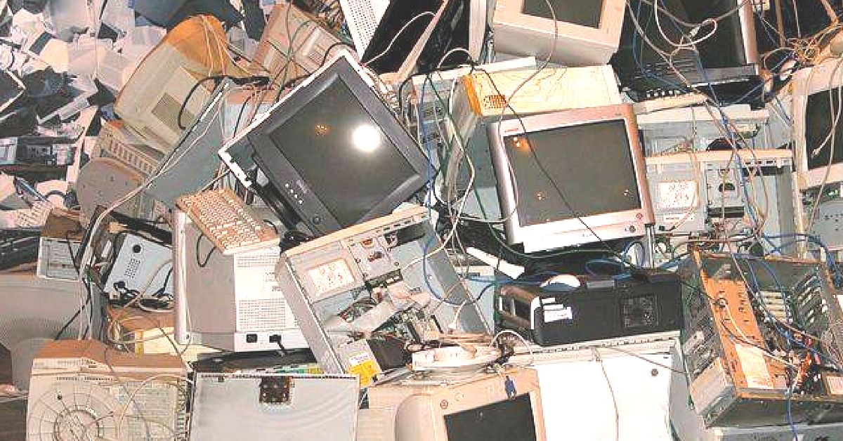 Image result for Got Old Gadgets You Don't Use? The Rajasthan Govt. Will Now Buy Your e-Waste!