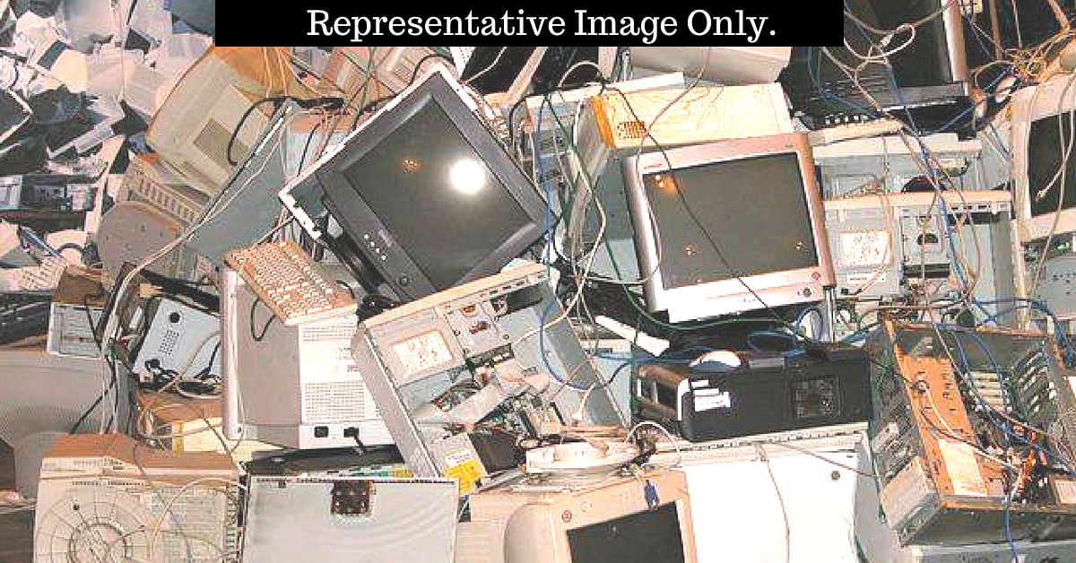 Got Old Gadgets You Don't Use? The Rajasthan Govt. Will Now Buy Your e-Waste!