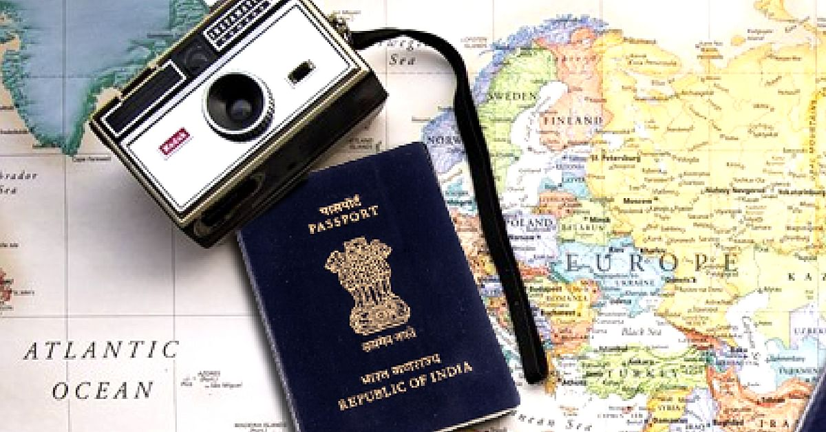 Getting passport: No need for marriage certificate & apply