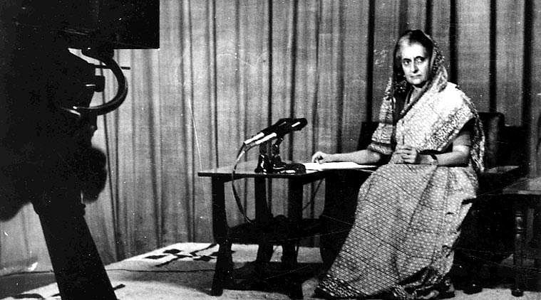 Former Prime Minister Indira Gandhi imposed Emergency--one of the darkest chapters in Indian democracy. (Source: Facebook)