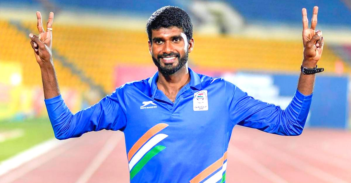 Kerala Lad Jinson Johnson Shatters 42-Year-Old 800m National Record in Style!