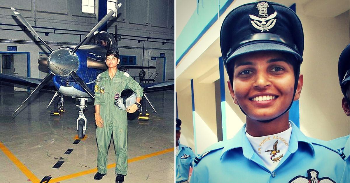 Karnataka first woman fighter pilot Meghana Shanbough (1)